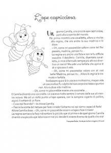 l'ape capricciosa 1